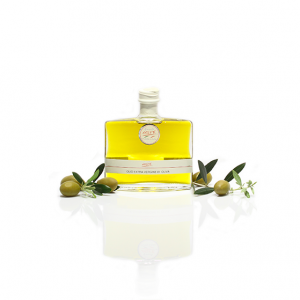 """MIXED HERBS FLAVORED EXTRA VIRGIN OLIVE OIL """"TARQUINIA 20cl"""""""